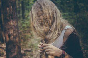 Haare natürlich aufhellen